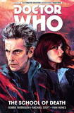 Doctor Who: The Twelfth Doctor, Volume 4 by Robbie Morrison