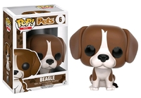 Pets - Beagle Pop! Vinyl Figure