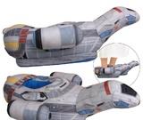Firefly: Serenity Ship - Oversized Plush Slippers