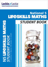 National 5 Lifeskills Maths Student Book by Craig Lowther