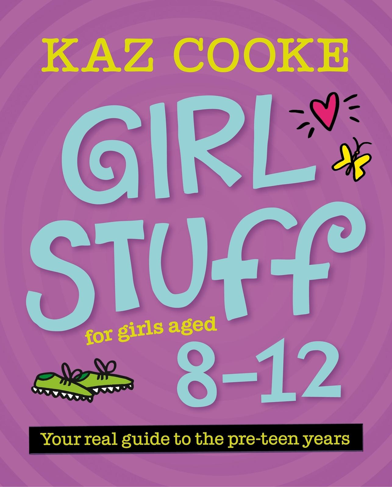 Girl Stuff 8-12 by Kaz Cooke image