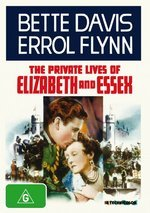 The Private Lives Of Elizabeth And Essex on DVD