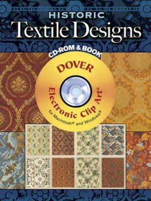 Historic Textile Designs by M. Dupont-Auberville image
