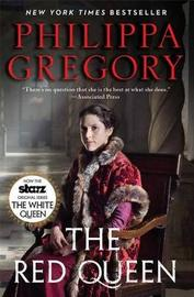 The Red Queen (The Cousin's War #2) by Philippa Gregory image