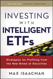 Investing with Intelligent ETFs: Strategies for Profiting from the New Breed of Securities by Max Isaacman image