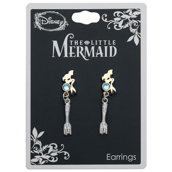 Neon Tuesday: The Little Mermaid - Dingelhopper Earrings image