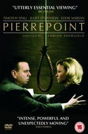 Pierrepoint on DVD image