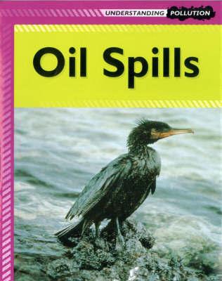 Oil Spills by Lucy Poddington image