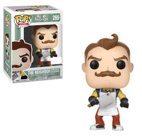 Hello Neighbor - The Neighbor (with Apron & Cleaver) Pop! Vinyl Figure