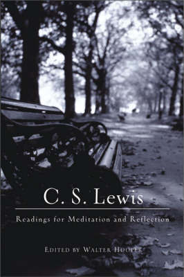 C.S. Lewis Readings for Meditations by C.S Lewis image