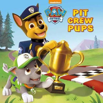 Nickelodeon PAW Patrol Pit Crew Pups by Kristen L Depken