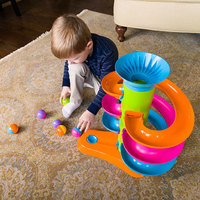 Fat Brain Toys - Roll Again Tower image