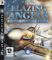 Blazing Angels: Squadrons of WWII for PS3 image