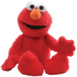 "Sesame Street: Elmo (50th Anniversary) - 20"" Plush"
