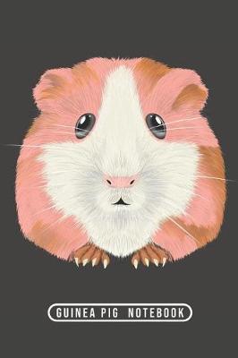 Guinea Pig Notebook by Furry Potato Publications