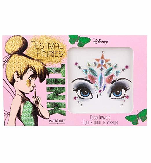 Mad Beauty: Festival Fairies Face Gems