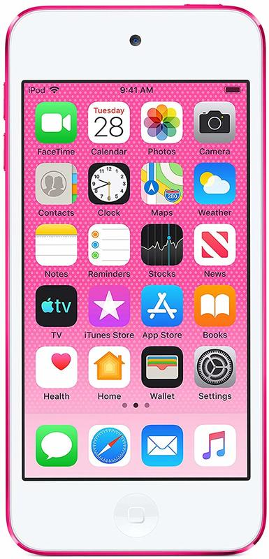 Apple: iPod Touch 7th Gen (2019) - 32GB PINK