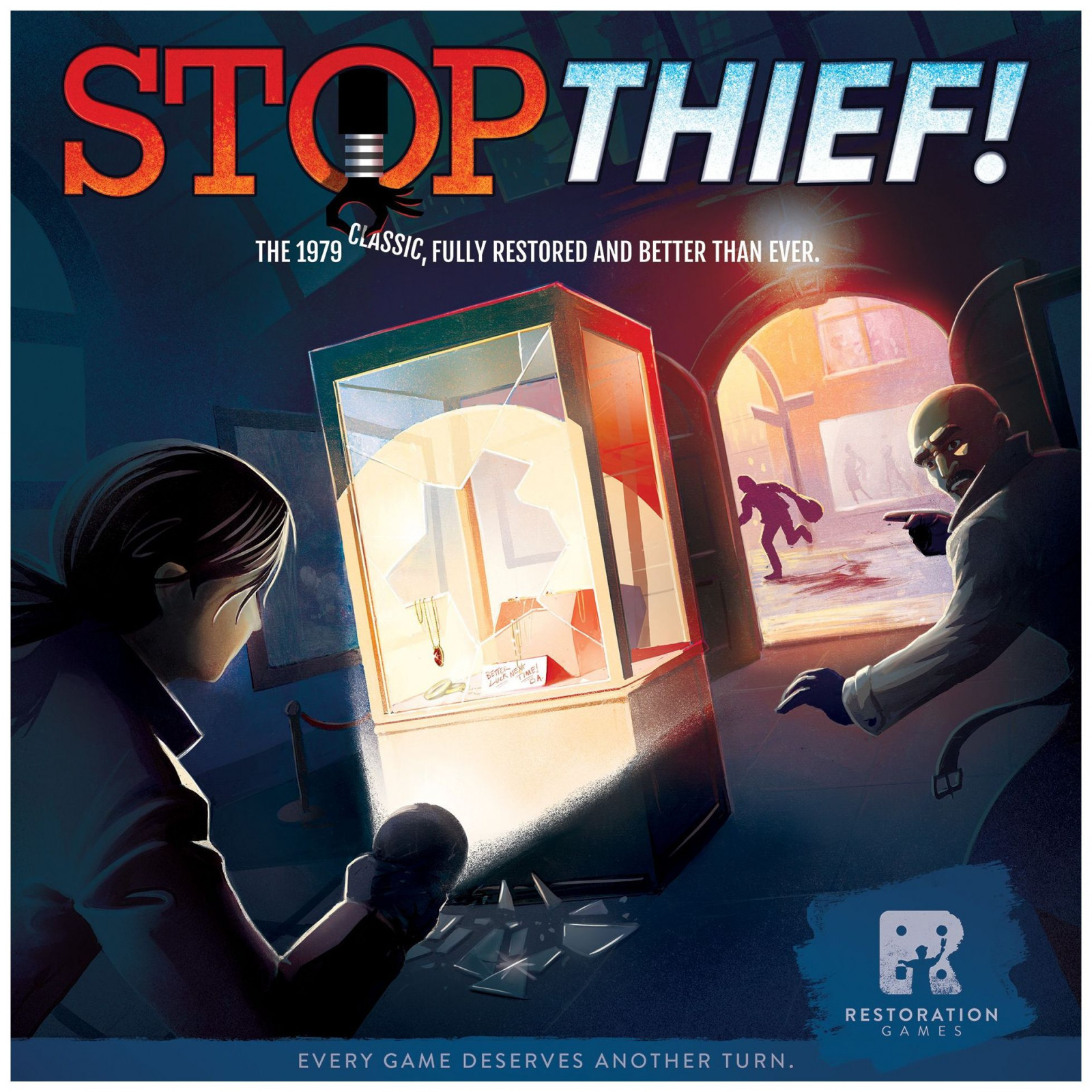 Stop Thief! Second Edition image