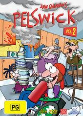 Pelswick: V2 on DVD