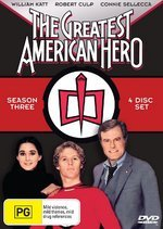 The Greatest American Hero - Season 3 (4 Disc Set) on DVD