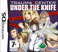 Trauma Center: Under the Knife for Nintendo DS image