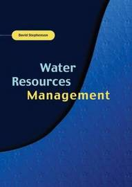 Water Resources Management by David Stephenson