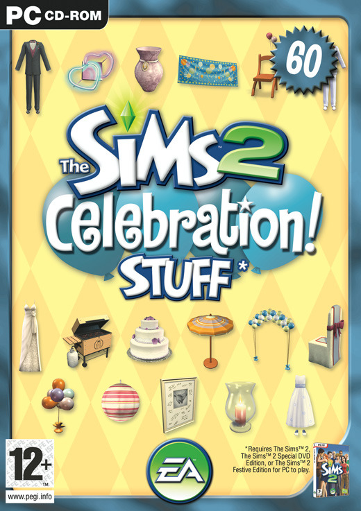The Sims 2 Celebration Stuff for PC Games
