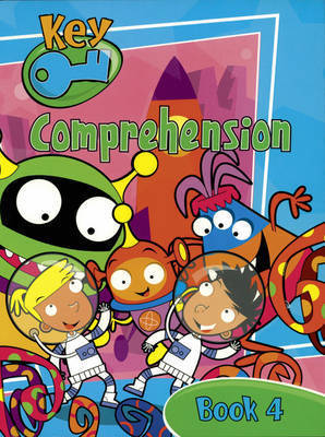 Key Comprehension New Edition Pupil Book 4 (6 Pack) by Angela Burt