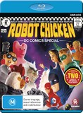 Robot Chicken: DC Comics Special on Blu-ray