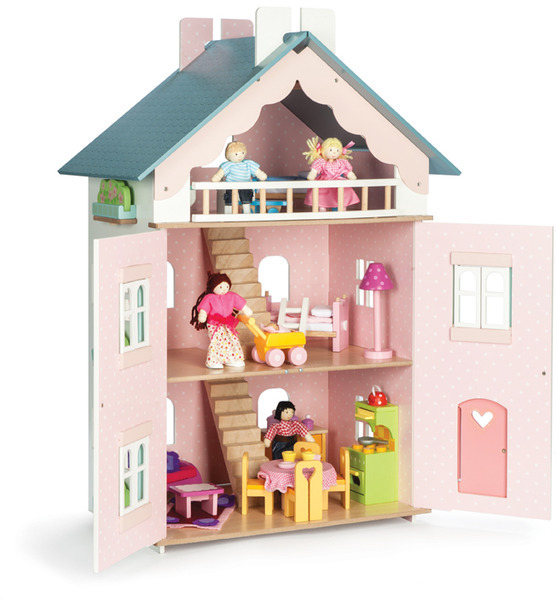 le toy van la maison de juliette doll house toy at. Black Bedroom Furniture Sets. Home Design Ideas