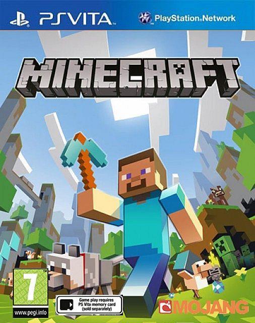 Minecraft PlayStation Vita InStock Buy Now At Mighty Ape NZ - Minecraft spiele fur ps vita