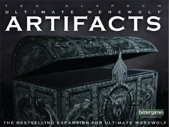Ultimate Werewolf - Artifacts Second Edition