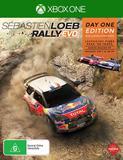 Sebastien Loeb Rally Evo Day 1 Edition for Xbox One