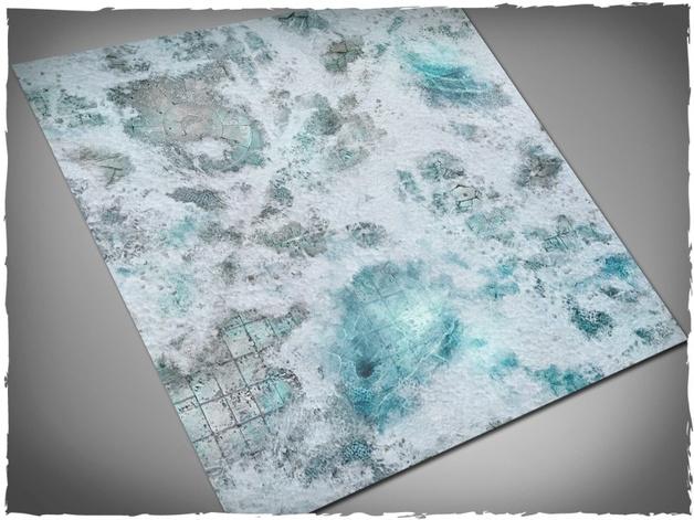 DeepCut Studio Frostgrave Neoprene Mat (3x3)
