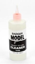 Badger: Airbrush Paint Cleaner - (473ml)