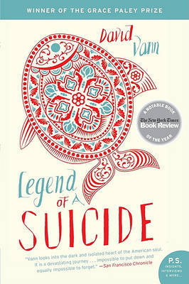 Legend of a Suicide by David Vann image