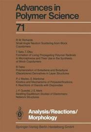 Analysis/Reactions/Morphology