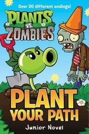 Plant vs. Zombies by Tracey West