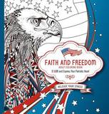 Faith and Freedom Adult Coloring Book by Passio