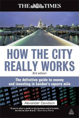 How the City Really Works by Alexander Davidson image