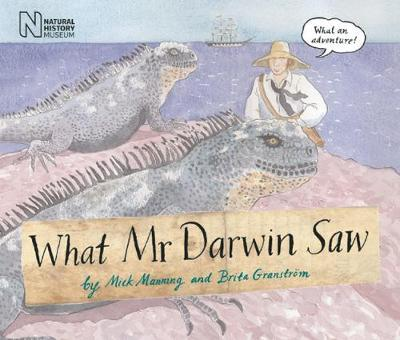 What Mr Darwin Saw image