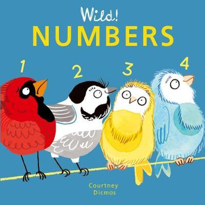 Numbers by Courtney Dicmas