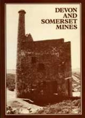 The Devon and Somerset Mines: Volume 6 by Roger Burt image