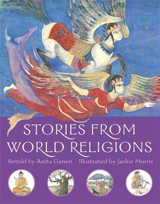 Stories from World Religions by Anita Ganeri image