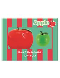 Tonymoly: Apple Lip Balm and Hand Gift Set