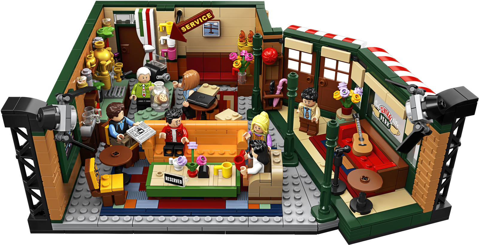 LEGO Ideas - Central Perk image