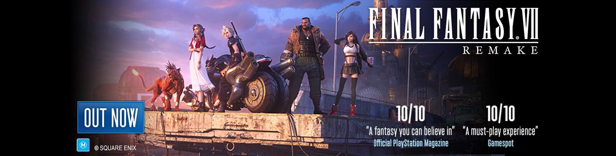 FF7 update