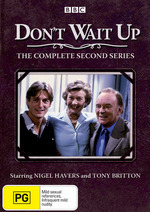 Don't Wait Up - The Complete 2nd Series on DVD