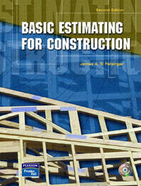 Basic Estimating for Construction by James Fatzinger