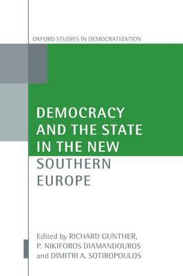 Democracy and the State in the New Southern Europe image